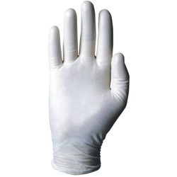 Ansell Powder Free Vinyl Dispenser Gloves, Medium