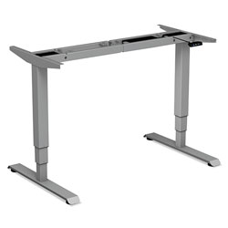 Alera 3 stage electric adjustable table base w memory controls 25 to 5 - Table basse ajustable ...