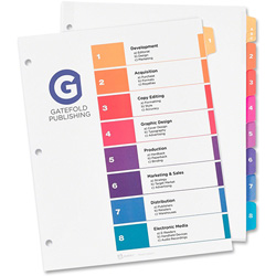avery table of contents template 15 tab - avery tab dividers 8 tab num 15 sub tab alpha 32 st