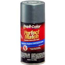 krylon perfect match automotive paint chrysler magnesium. Black Bedroom Furniture Sets. Home Design Ideas