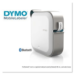 Sanford dymo mobilelabeler bluetooth label maker 4 lines for Dymo bluetooth label printer