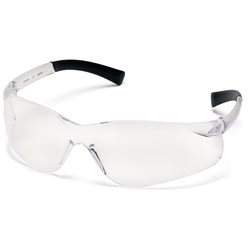 Frameless Safety Glasses : Impact Wraparound Frameless Safety Eyewear, Clear ...