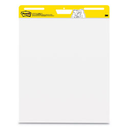 3m Post It 174 Self Stick Wall Easel Unruled Pad 25 X 30