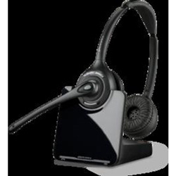 Plantronics 88285 01 Hd Wireless Binaural Headset Pl