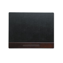 Rolodex Desk Pad Mahogany 24 X 19 Rol23390 Restockit