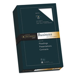southworth business paper Southworth 25percent cotton business paper 8 12 x 11 20 lb white box of 500, southworth paper is made of rich cotton to provide professional texture and crispness at.