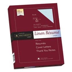 southworth linen resume paper 32 lb 8 1 2 quot x 11 quot 100 bx
